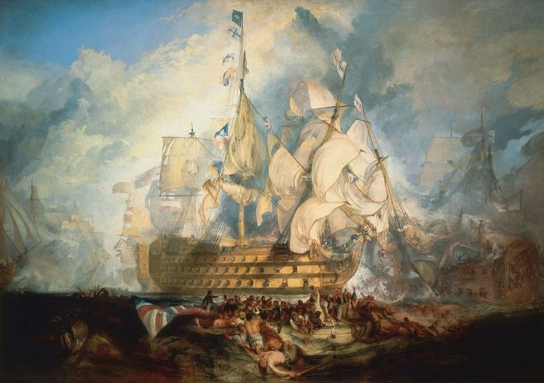 1024px-Turner,_The_Battle_of_Trafalgar_(1822)