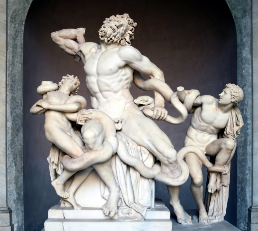 Laocoon_and_His_Sons Hellenistic
