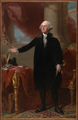 by Gilbert Stuart