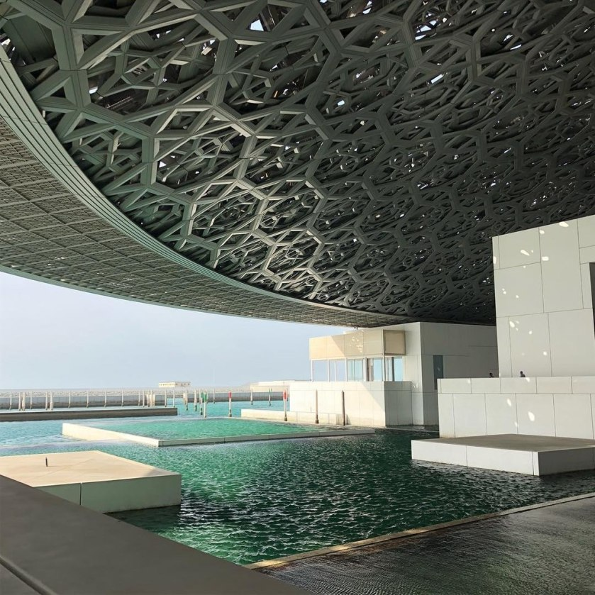 Abu Dhabi Louvre  Interior 2